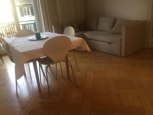 Central location in Zürich, Seefeld near the lake - Zürich - Appartement