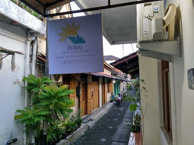 Dumai Homestay Yogyakarta