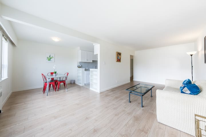 Brand New 1 bedroom apartment in central Vancouver