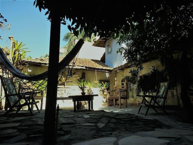 Casa das Bromélias em Búzios