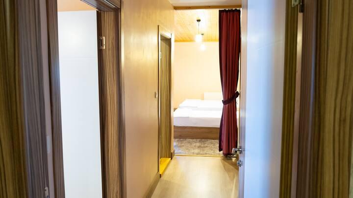 Geyikli Troya Hotel: 1+1 Suit Aile Odası