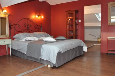 Chambre Midi-Pyrénées - Auriac-sur-Vendinelle - Bed & Breakfast