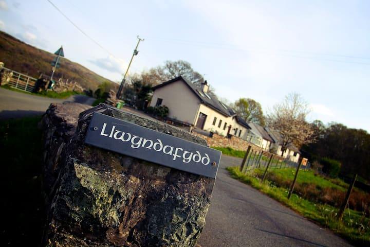 Welcoming, guest annex in quiet area of Snowdonia