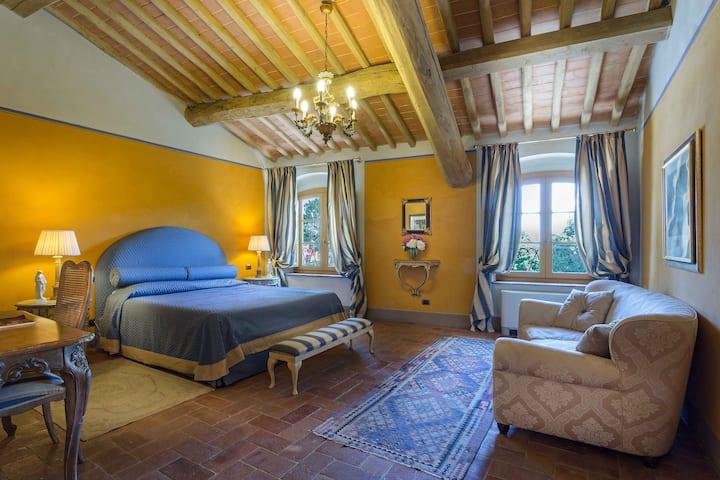 Dimora dell'inventore, Luxury BB, Room S.Anna