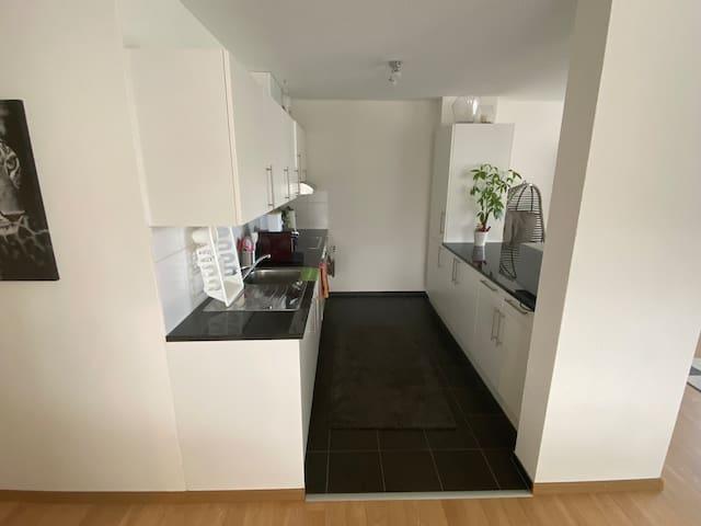 Schöne helle Wohnung in Olten