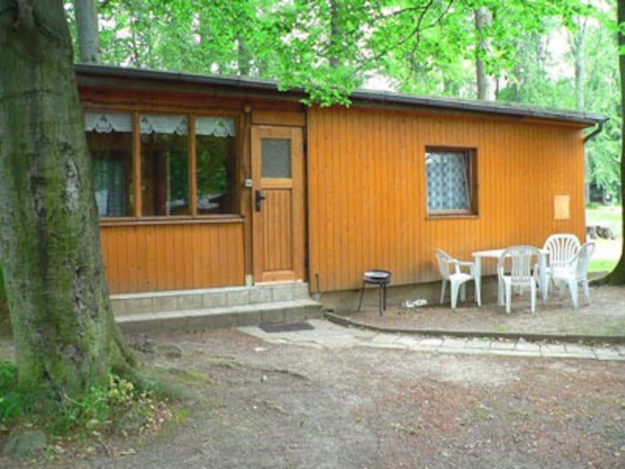 Ferienhaus Kategorie 3 am Bremer Teich in Gernrode