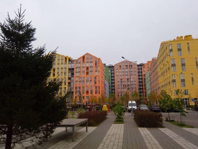 Best smart apartments in Comfort Town (2).