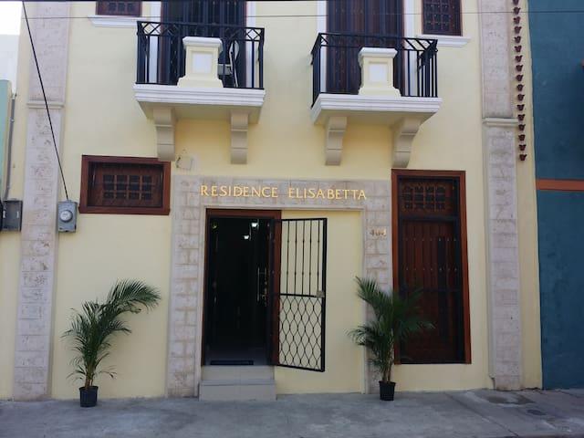 Residence elisabetta ZONA COLONIAL - Santo Domingo - Wohnung