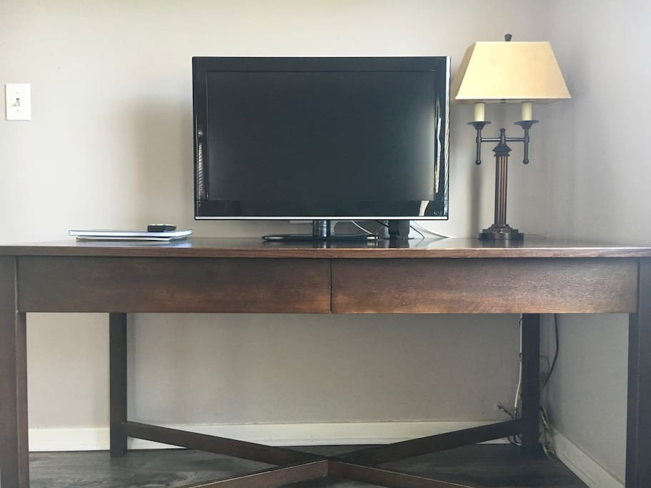 TV + wifi included