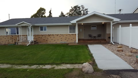Country Home Retreat in Central Nebraska