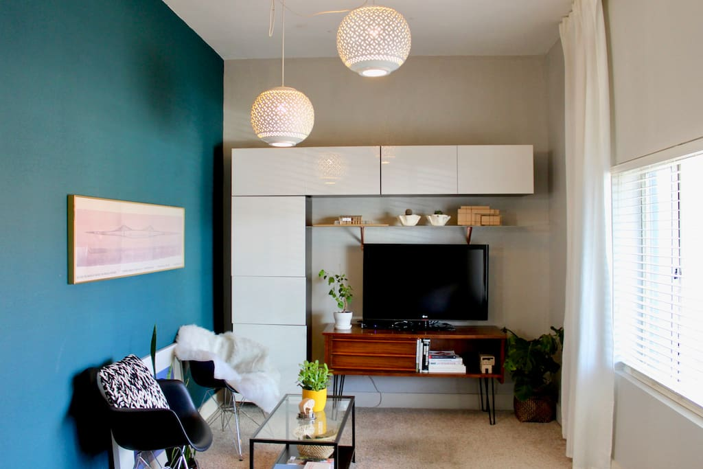 Architect/Interior Designer owned + styled bungalow