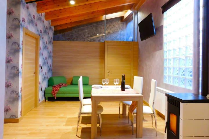 Apartamento Ribera del Duero Reserva.