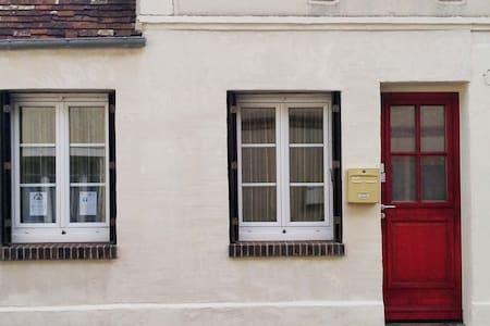 Maisonnette en coeur de ville de Verneuil sur Avre