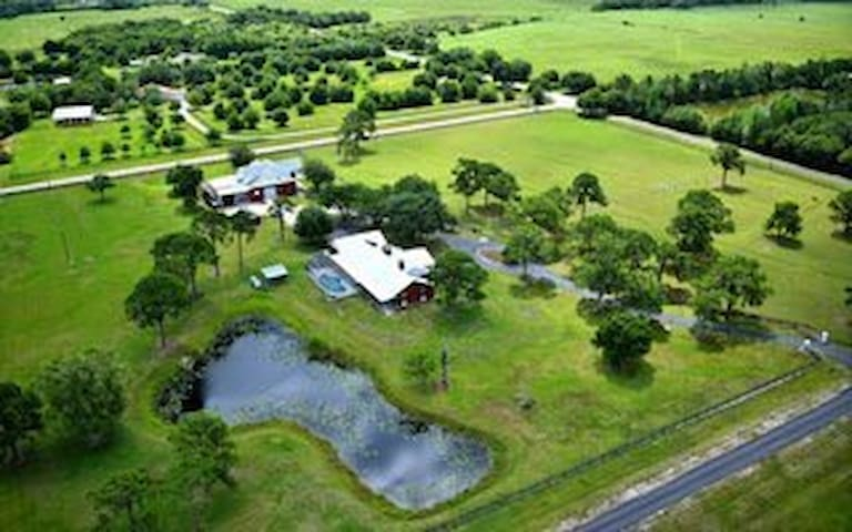 Twelve Mile Ranch Suite - Sarasota - Casa