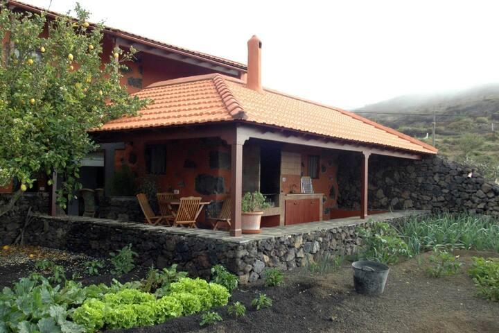 CR EL TESÓN I. Casa Rural para la familia.