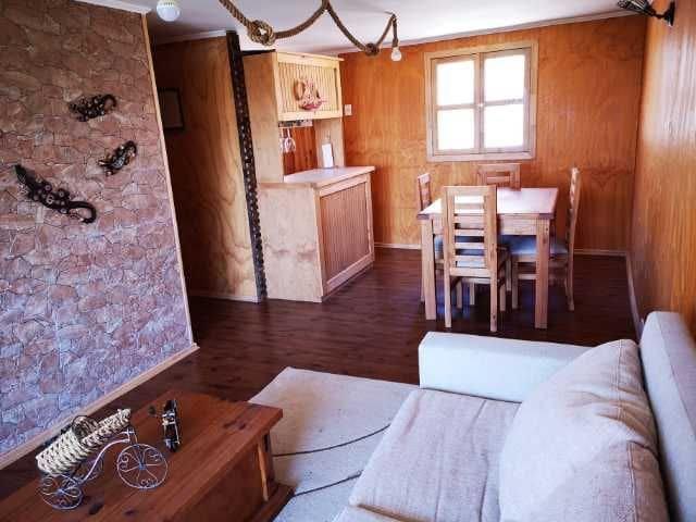 Casa con excelente vista, en valle del Elqui.