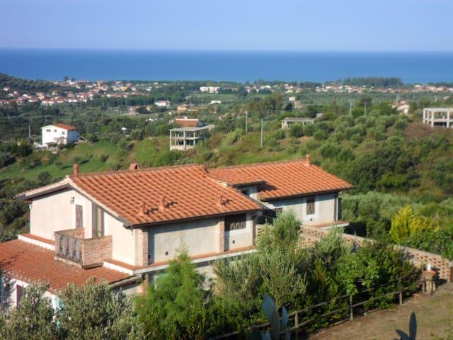 casa vacanze il pino - Ascea - Apartament