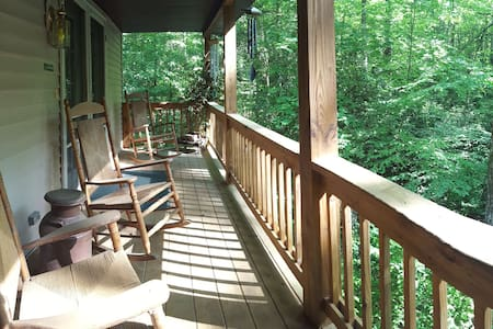 Mountain House Wooded Oasis