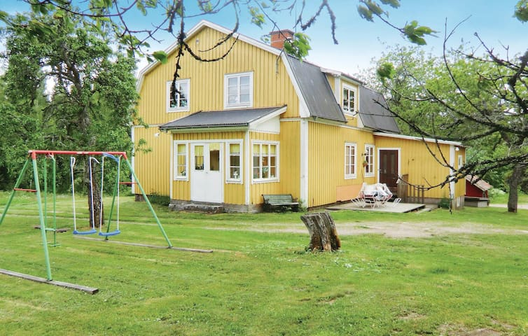 Former farm house with 2 bedrooms on 85m² in Järnforsen