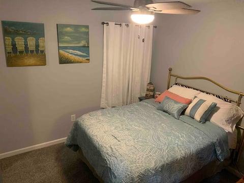 Cozy, Private, and Peaceful Room Near Hilton Head
