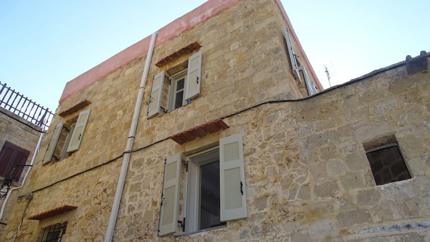 La Casa di Ari - Rhodos - Huis