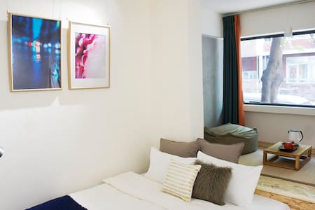 「RR House-Room1」designer's house&MRT&downtown CD