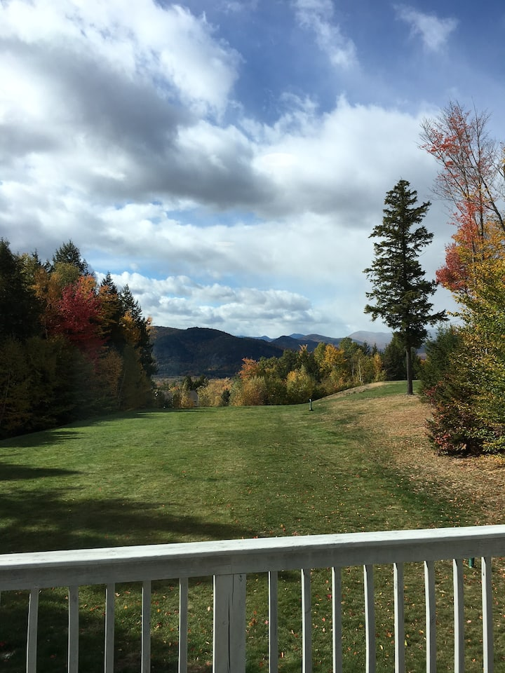 Perfect Summer Getaway 3 BR condo North Conway