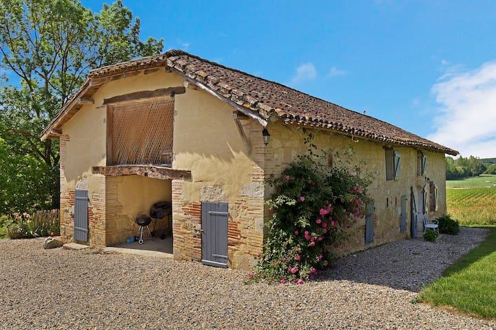 'Le Farat - Maison de Campagne' Stone Cottage