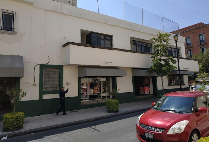 Habitación  2 en el centro histórico de Zapopan
