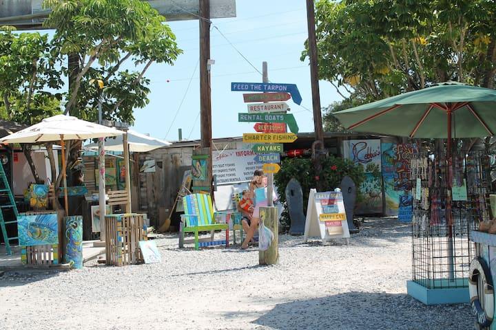 Florida Keys Haven ...........