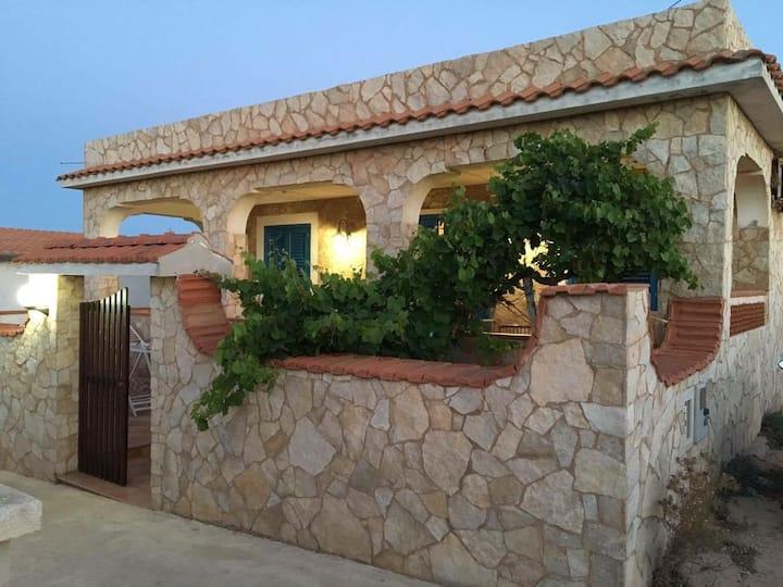 Una splendida casa a Lampedusa!