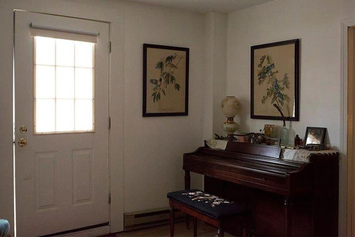 Cozy Florence Garden Apartment