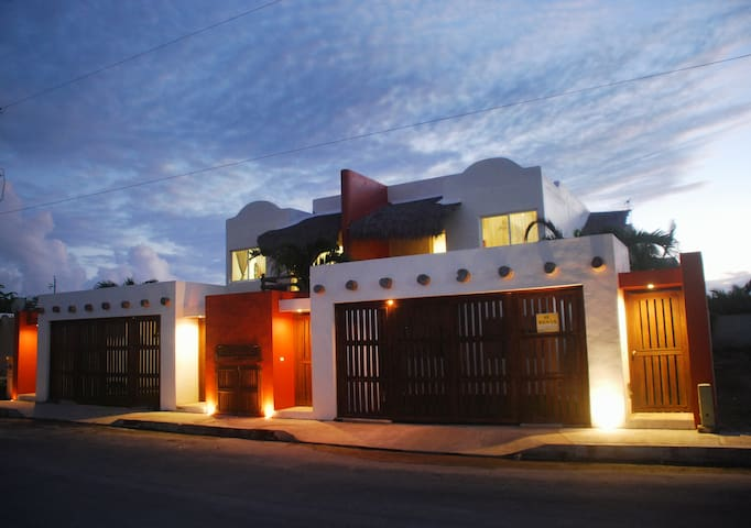 Nice apartment in mahahual - Mahahual - Apartamento