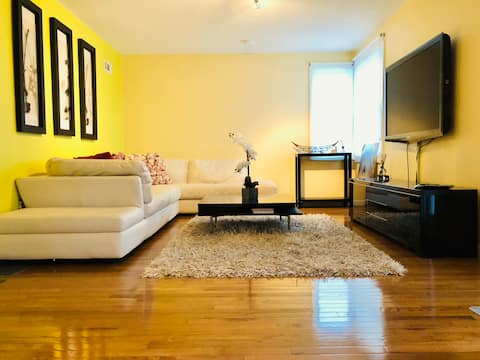 Polished & Modern Space in Amherst