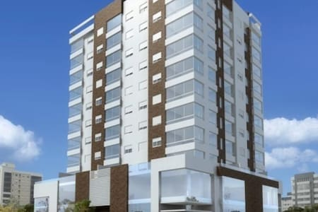 Apartamento 1D com BOX prédio NOVO - Capão da Canoa