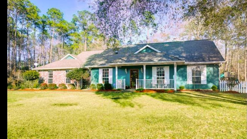 Quiet country feel, close to NOLA! - Covington - Haus