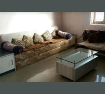 FURNISHED APARTMENT IN LUSH GREEN BEAUTY !! - Mount Abu
