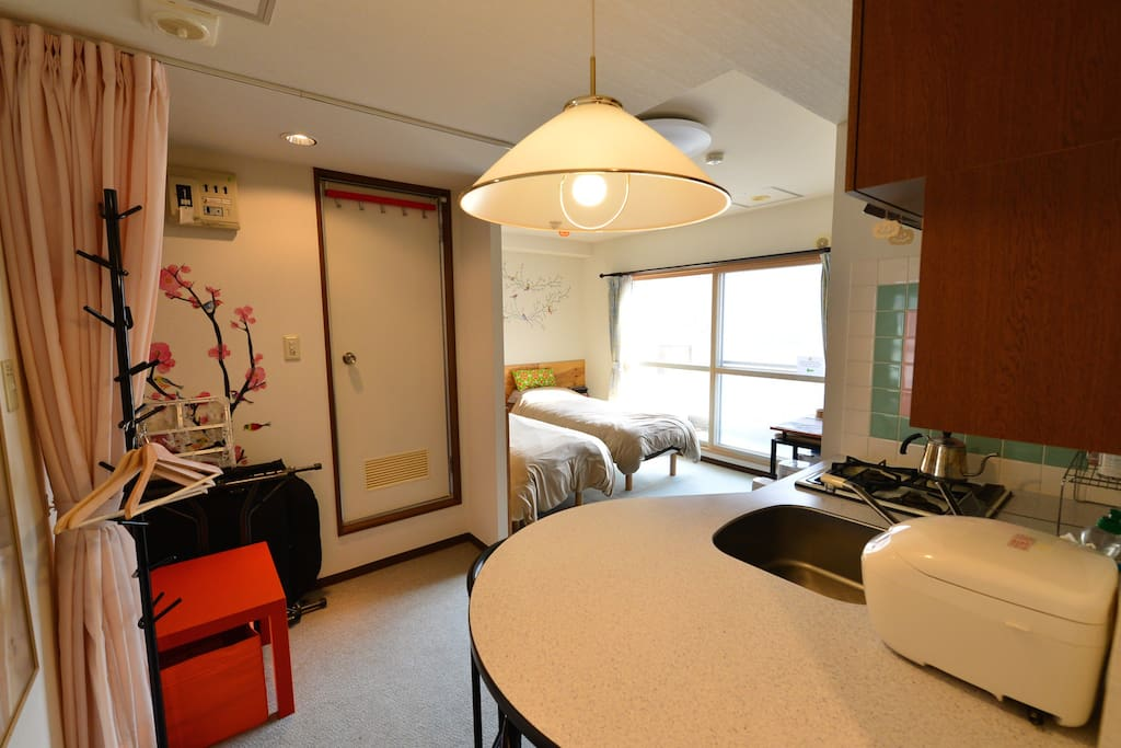 Standard room for 2 adults