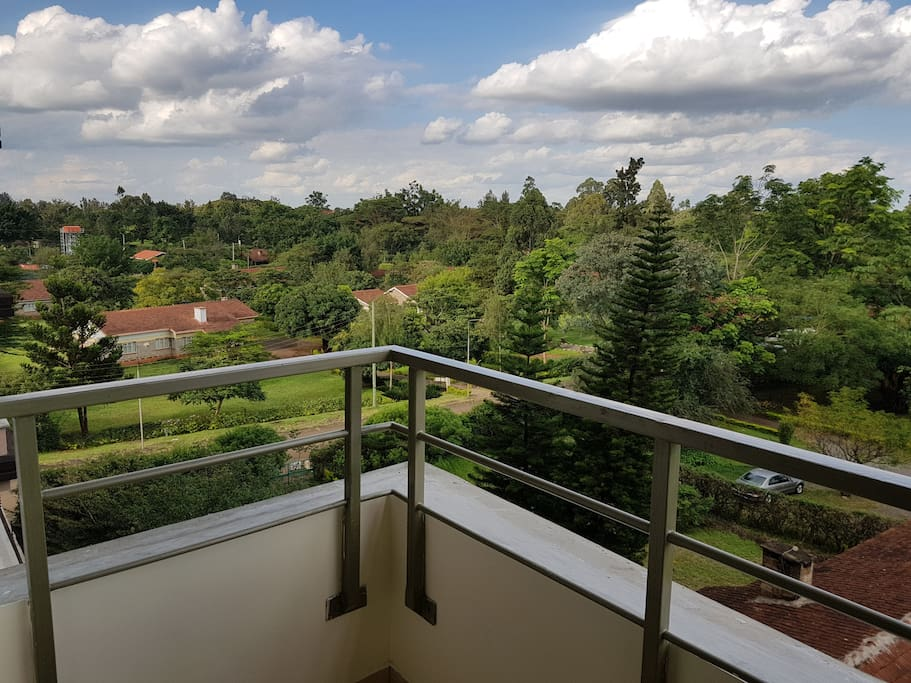 Panoramic view 1 - Balcony