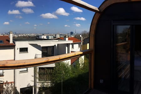 2 Bedrooms with bathroom & terrace - Issy-les-Moulineaux
