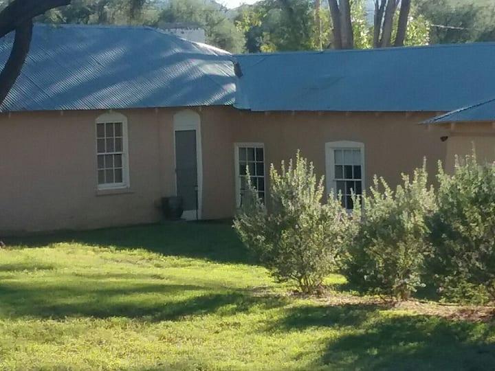 Hidden Ranch House at Santa Gertrudis Lane