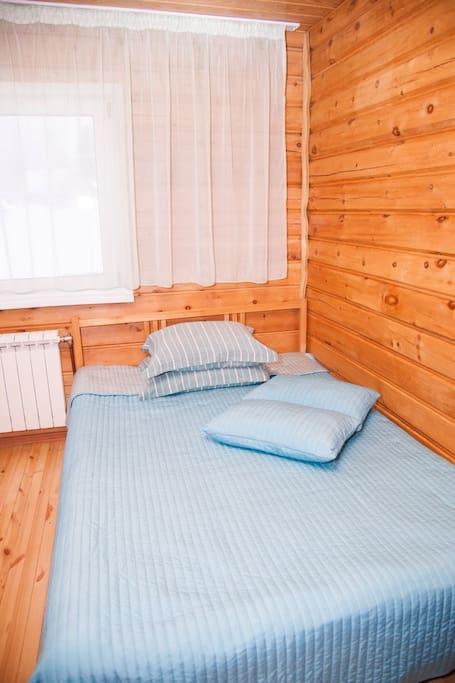 Спальня 1 (2 этаж)