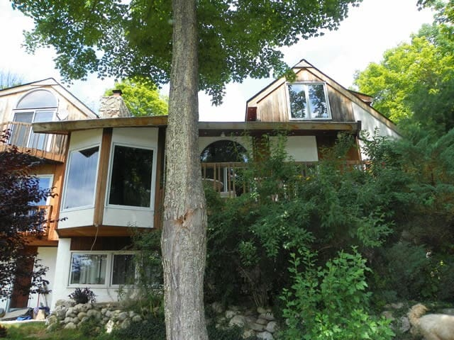 7-Bdrm Hse LAKE! POOL! SPA! MOHONK! - Gardiner - Rumah
