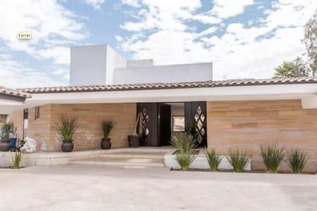 Habitación con vista panorámica j3 - Cidade do México - Casa