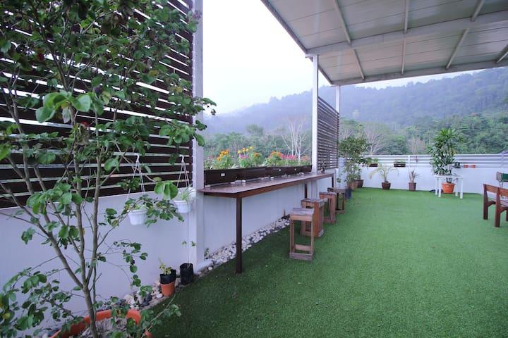 Rooftop Garden@ Templer Park - Rawang - Adosado