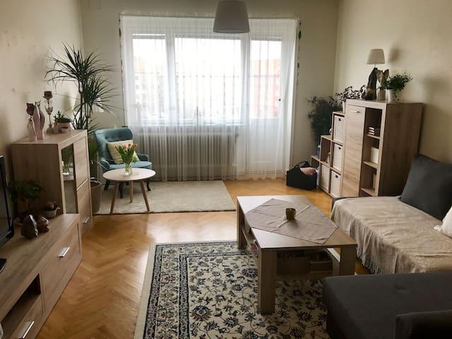 Comfortable room close to city center &Möllevången