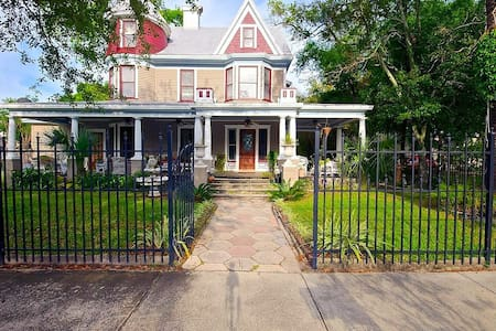 Beautiful victorian in historic Springfield - Jacksonville - Apartmen