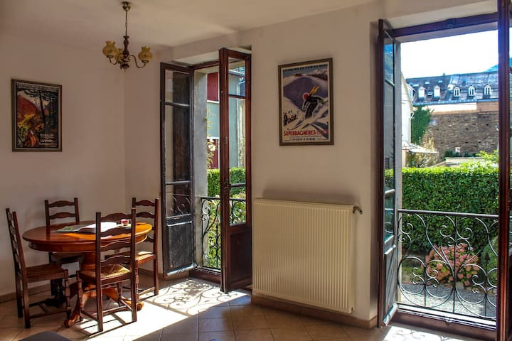 Spacious 1 bed apartment in Bagnères-de-Luchon