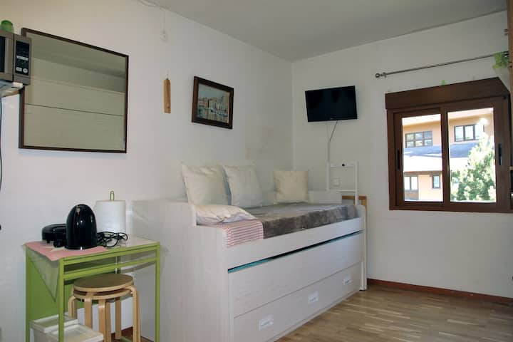 Apartment Baqueira 100m from cable car
