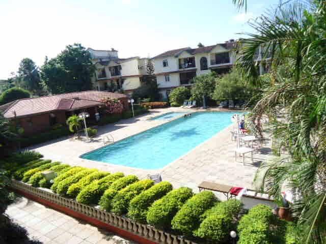 Luxurious 🏖 Pool view 2BHK nr Calangute beach 🏝